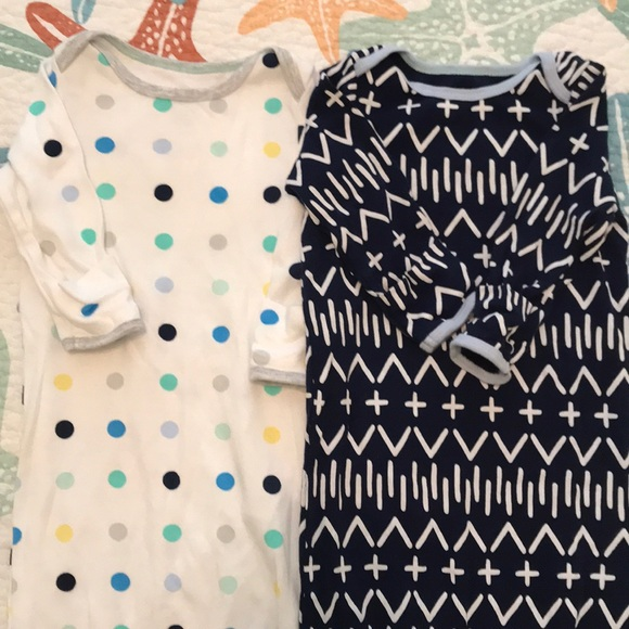0325eaeaa cloud island Pajamas | Baby Boy Sleep Gowns | Poshmark